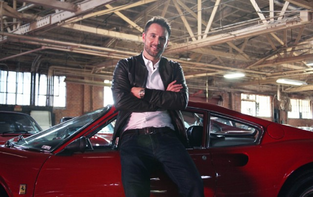Owner Alex Manos Is Featured On Cars Yeah