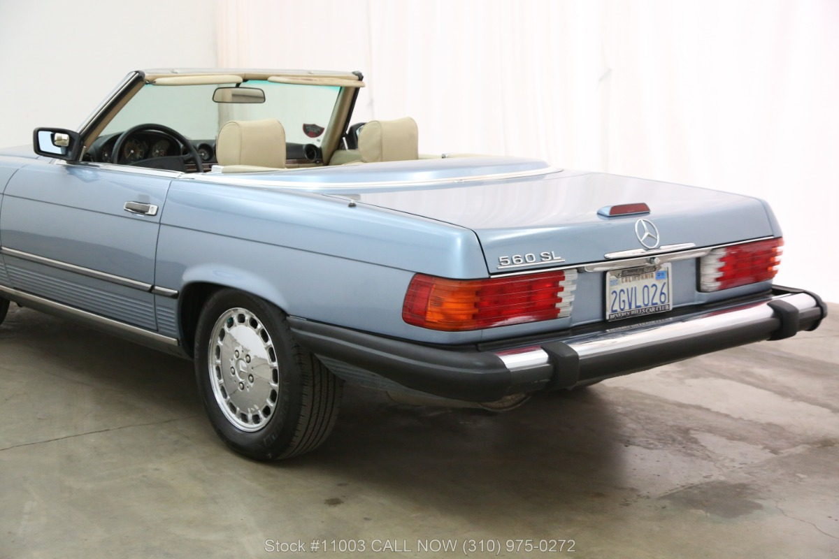 Used 1988 Mercedes-Benz 560SL  | Los Angeles, CA
