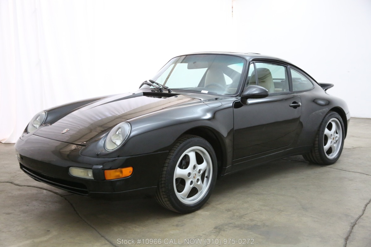 Used 1997 Porsche 993 Coupe | Los Angeles, CA