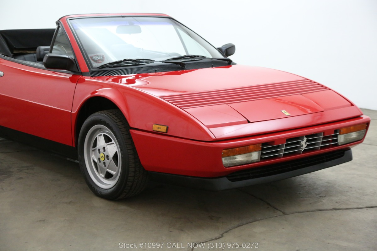 Used 1987 Ferrari Mondial Cabriolet | Los Angeles, CA