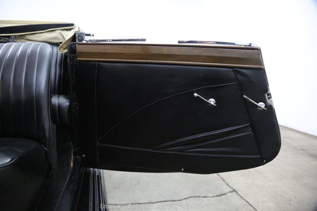 Used 1948 Jaguar Mark IV Drophead Coupe Left Hand Drive | Los Angeles, CA