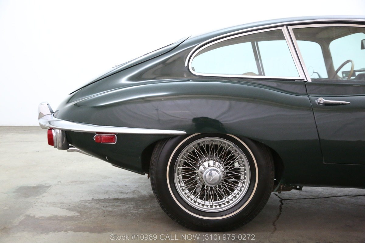 Used 1969 Jaguar XKE Fixed Head Coupe | Los Angeles, CA