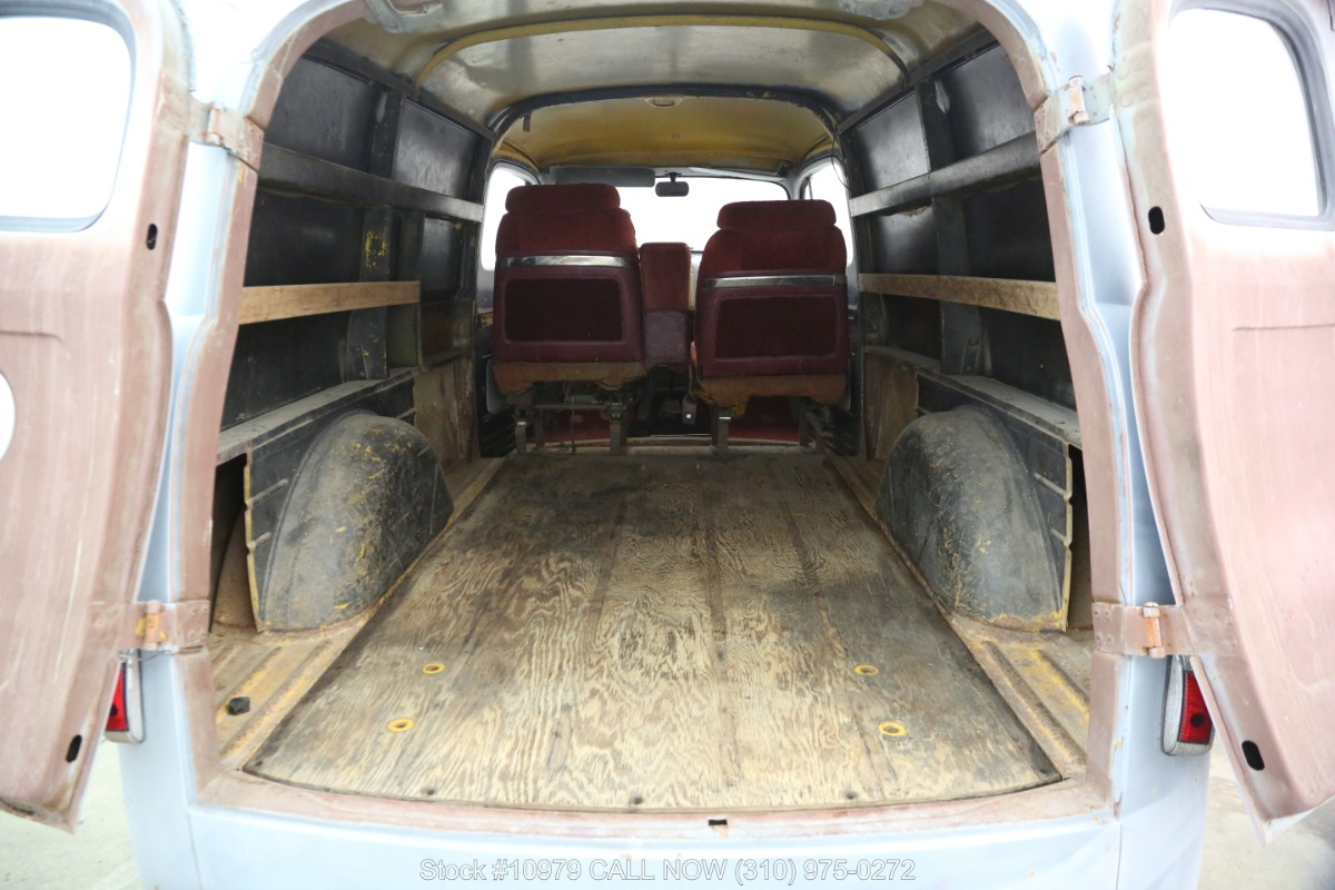 Used 1948 Ford Pannel Truck    Los Angeles, CA