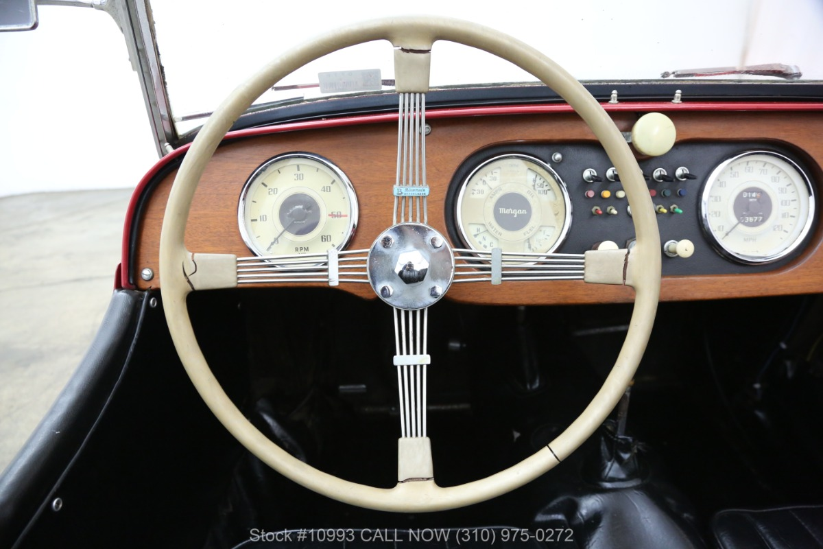 Used 1965 Morgan Plus 4    Los Angeles, CA