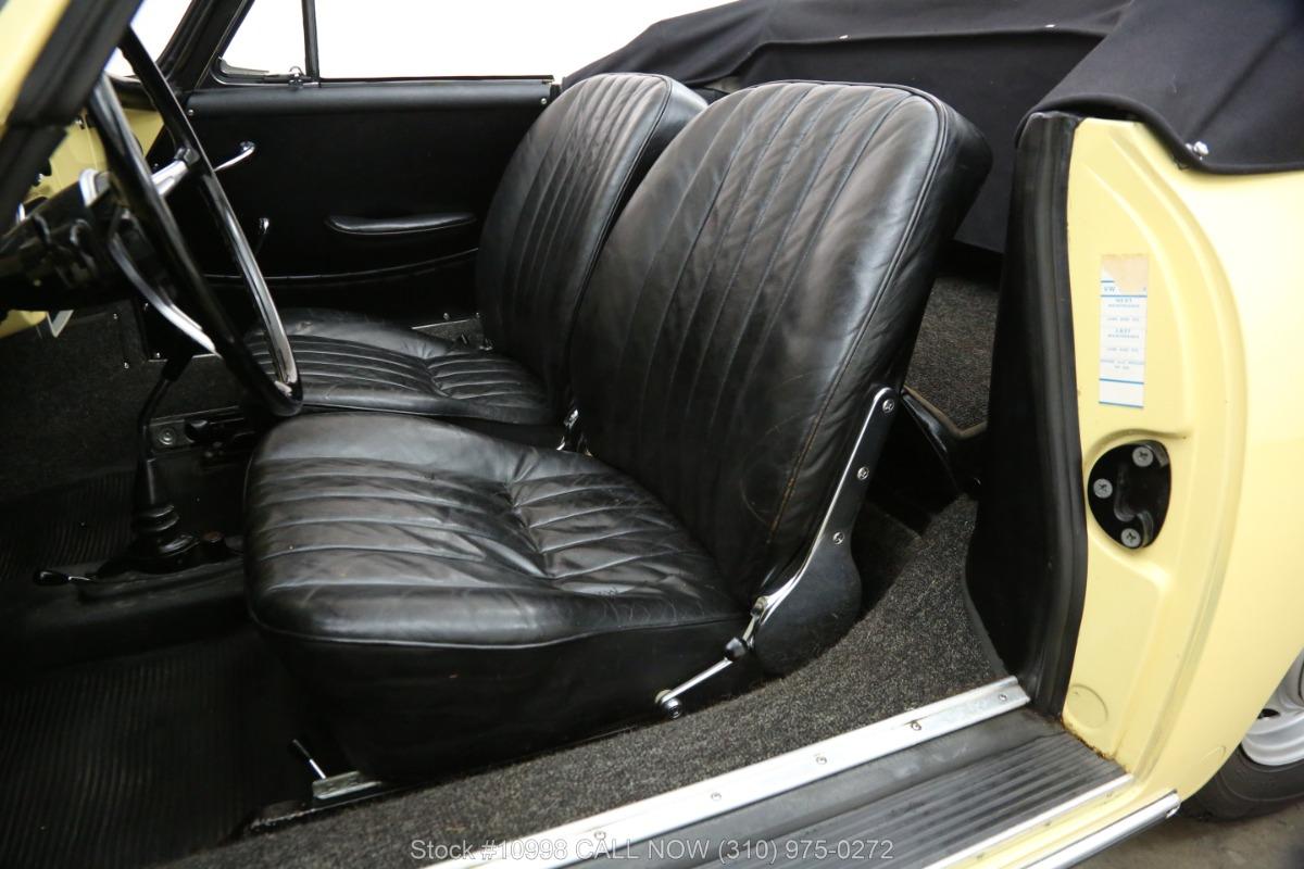 Used 1965 Porsche 356C Cabriolet | Los Angeles, CA
