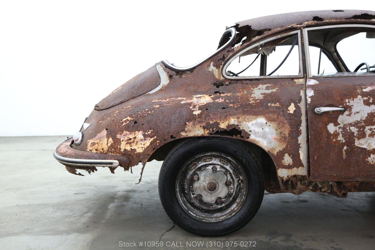 Used 1963 Porsche 356B Coupe   Los Angeles, CA