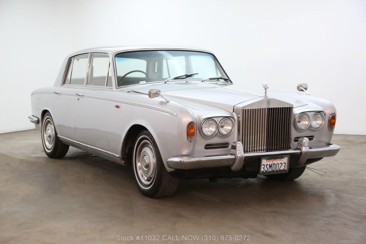 1967 Rolls Royce Silver Shadow