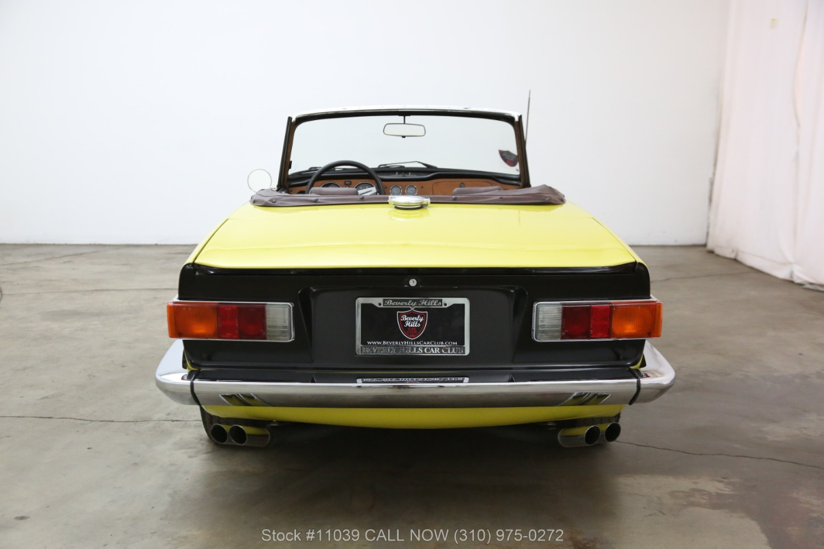 Used 1973 Triumph TR6  | Los Angeles, CA