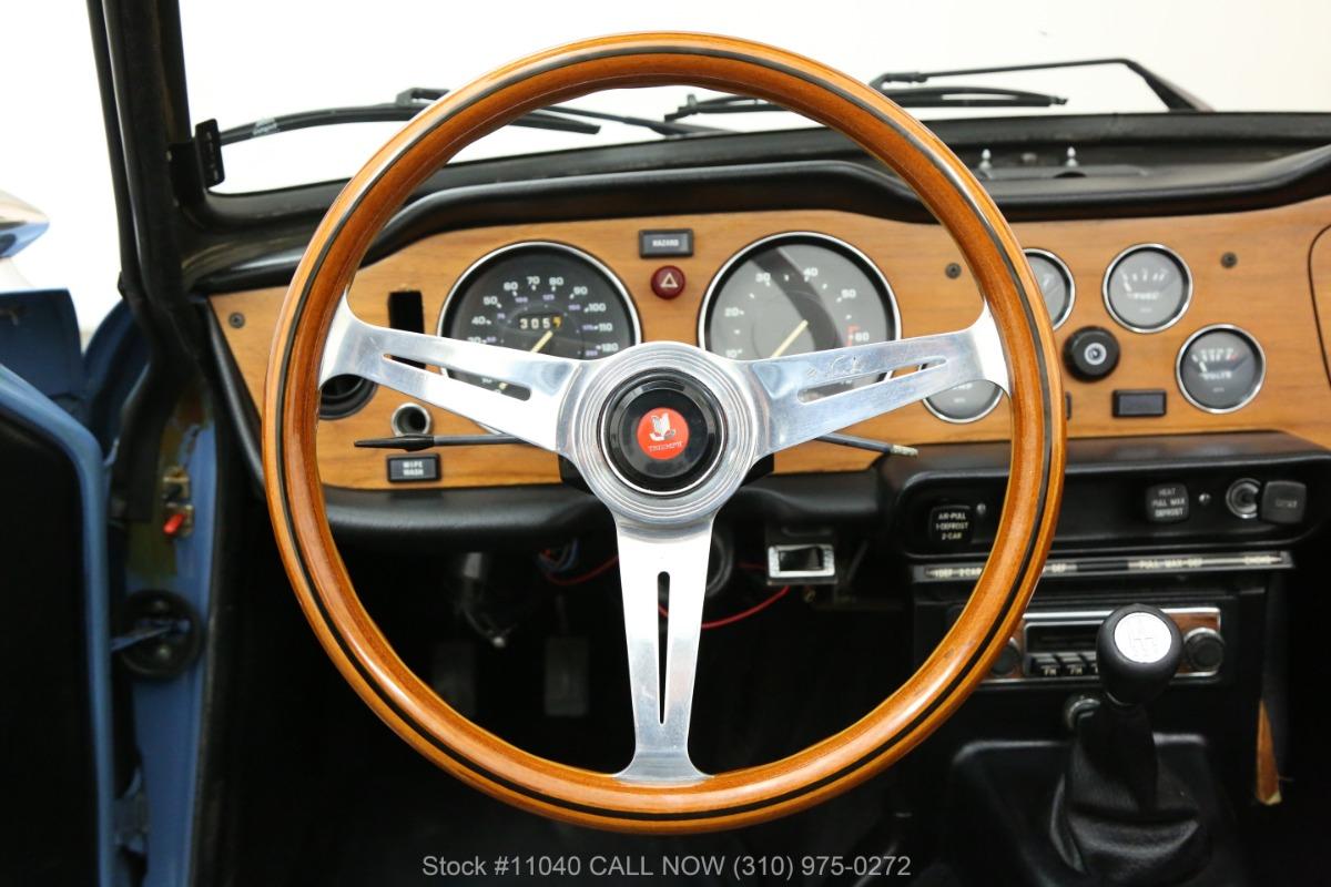 Used 1974 Triumph TR6    Los Angeles, CA