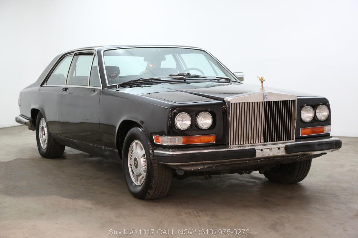 1980 Rolls Royce Camargue