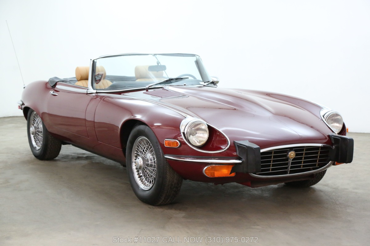 Used 1974 Jaguar XKE V12 Roadster | Los Angeles, CA