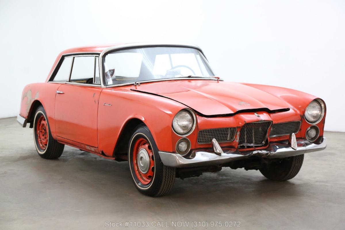 1961 Facel Vega Facelia Coupe