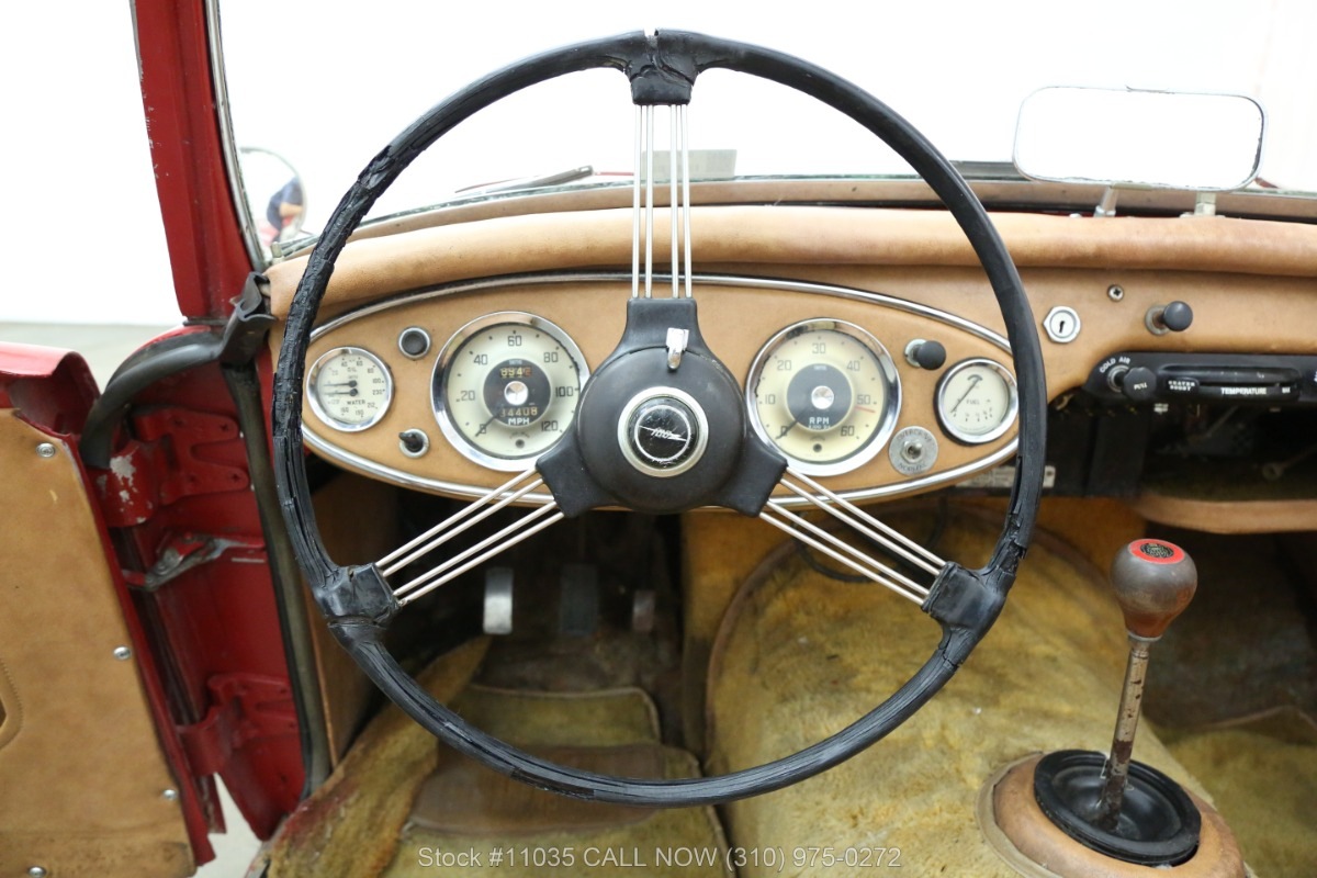 Used 1962 Austin-Healey 3000 BN7 Tri-Carb with 2 Tops | Los Angeles, CA
