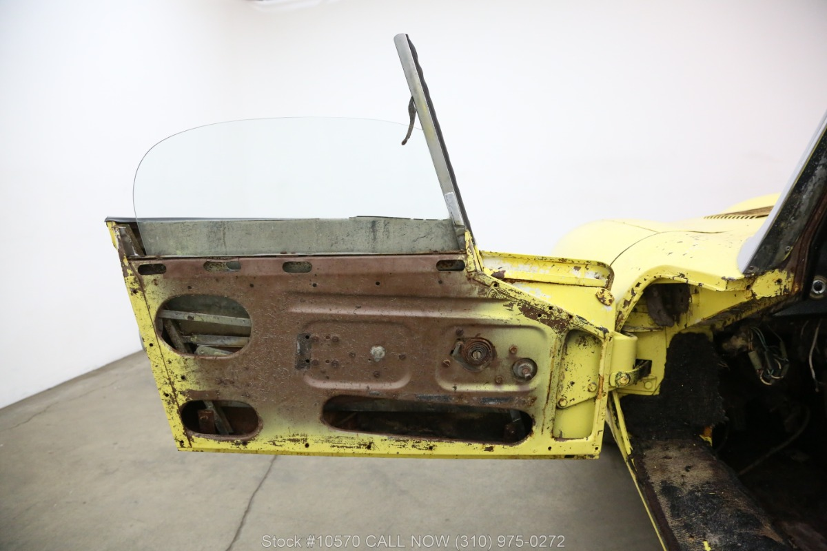 Used 1961 Jaguar XKE Roadster Flat floor/External Bonnet locks | Los Angeles, CA