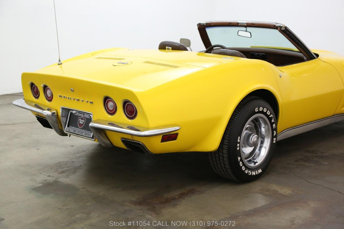 Used 1973 Chevrolet Corvette    Los Angeles, CA