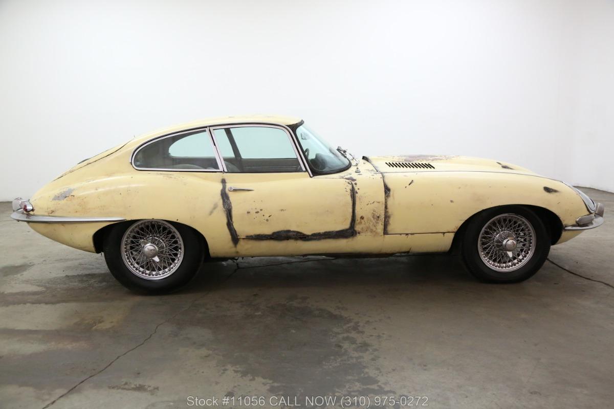 Used 1964 Jaguar XKE Series I Fixed Head Coupe | Los Angeles, CA