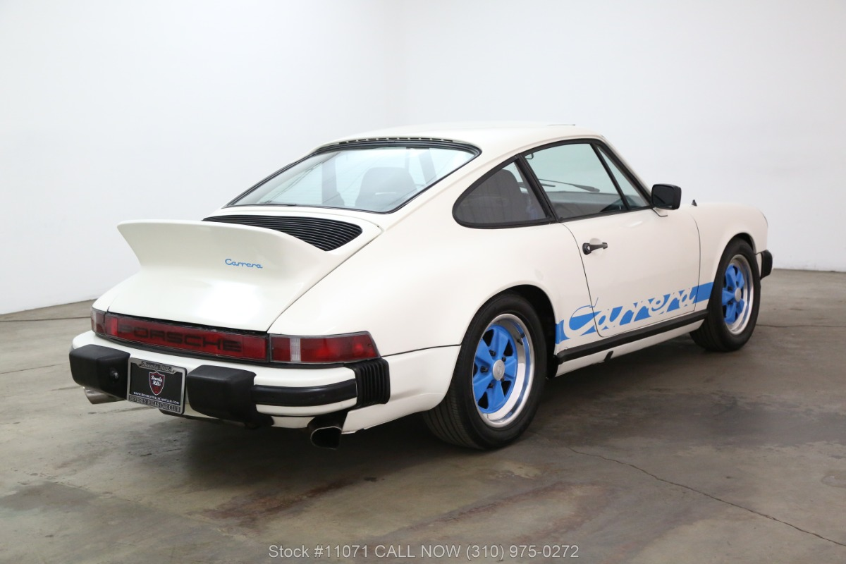 Used 1982 Porsche 911SC Coupe | Los Angeles, CA