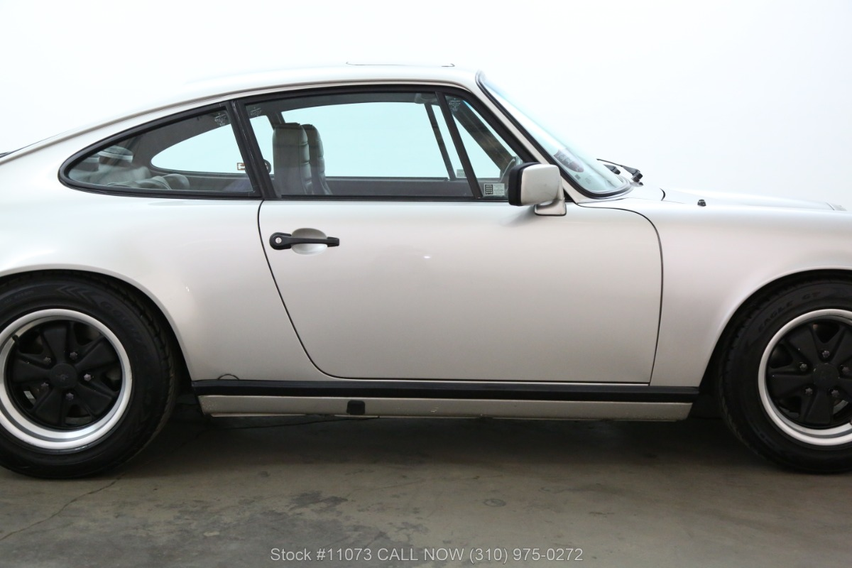 Used 1982 Porsche 911SC Sunroof Coupe | Los Angeles, CA