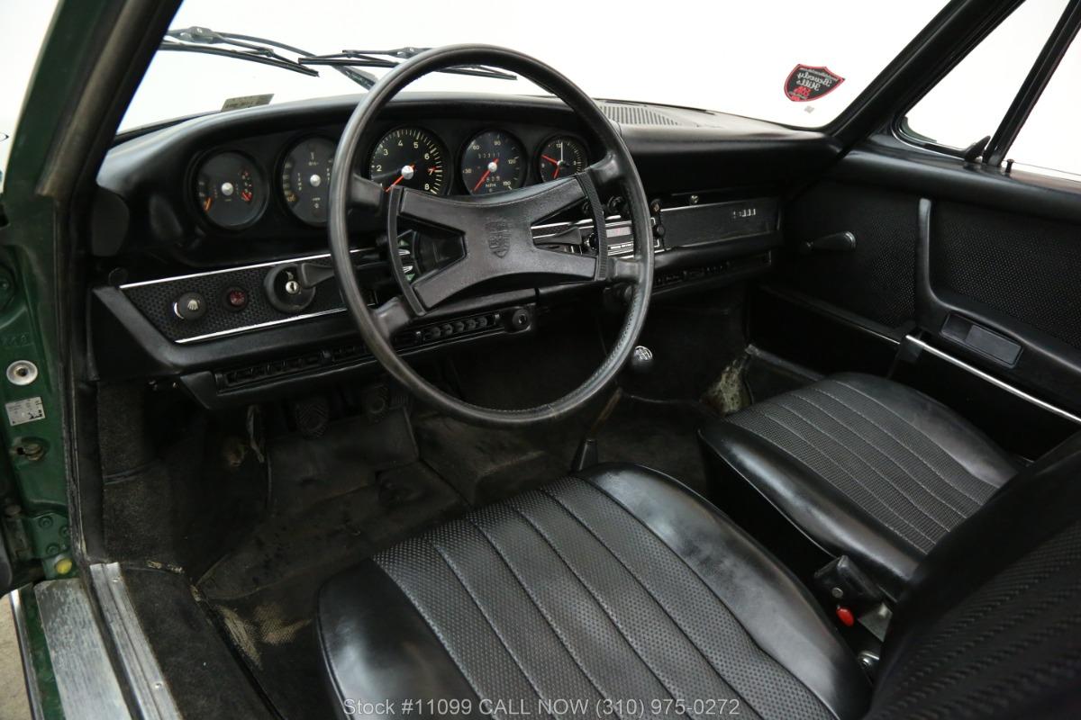 Used 1970 Porsche 911E Targa | Los Angeles, CA