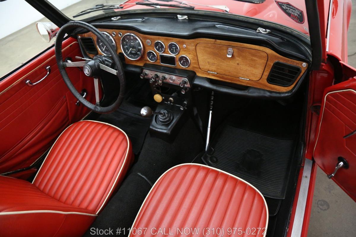 Used 1965 Triumph TR4  | Los Angeles, CA