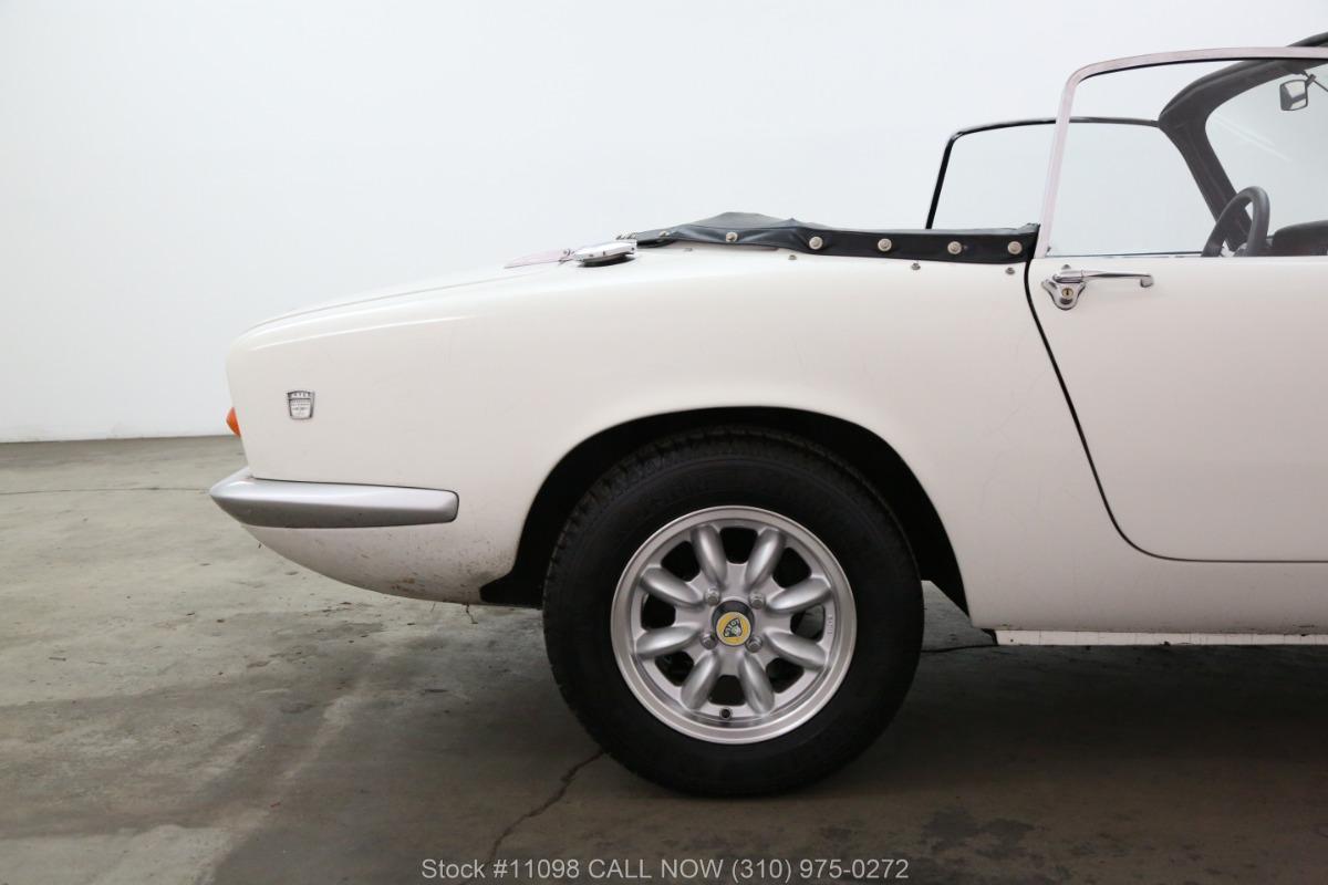Used 1967 Lotus Elan Drophead | Los Angeles, CA