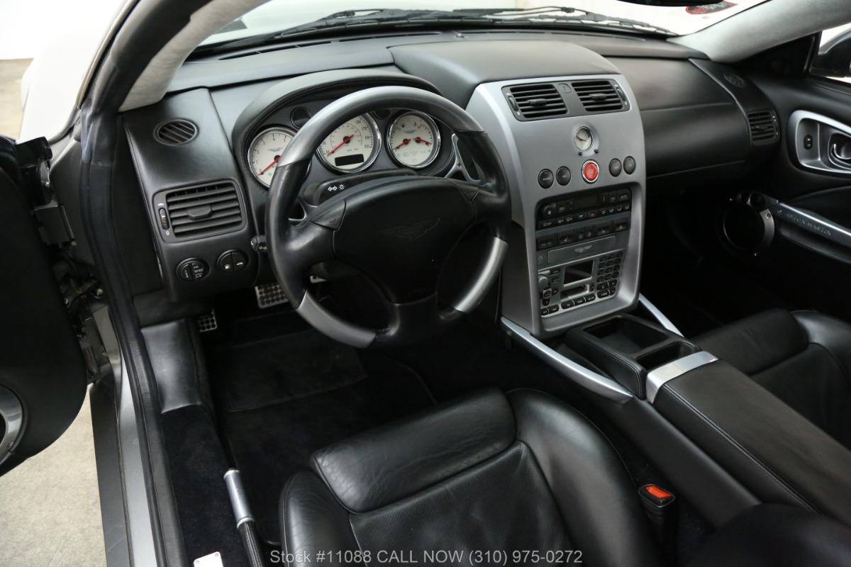 Used 2003 Aston Martin Vanquish  | Los Angeles, CA