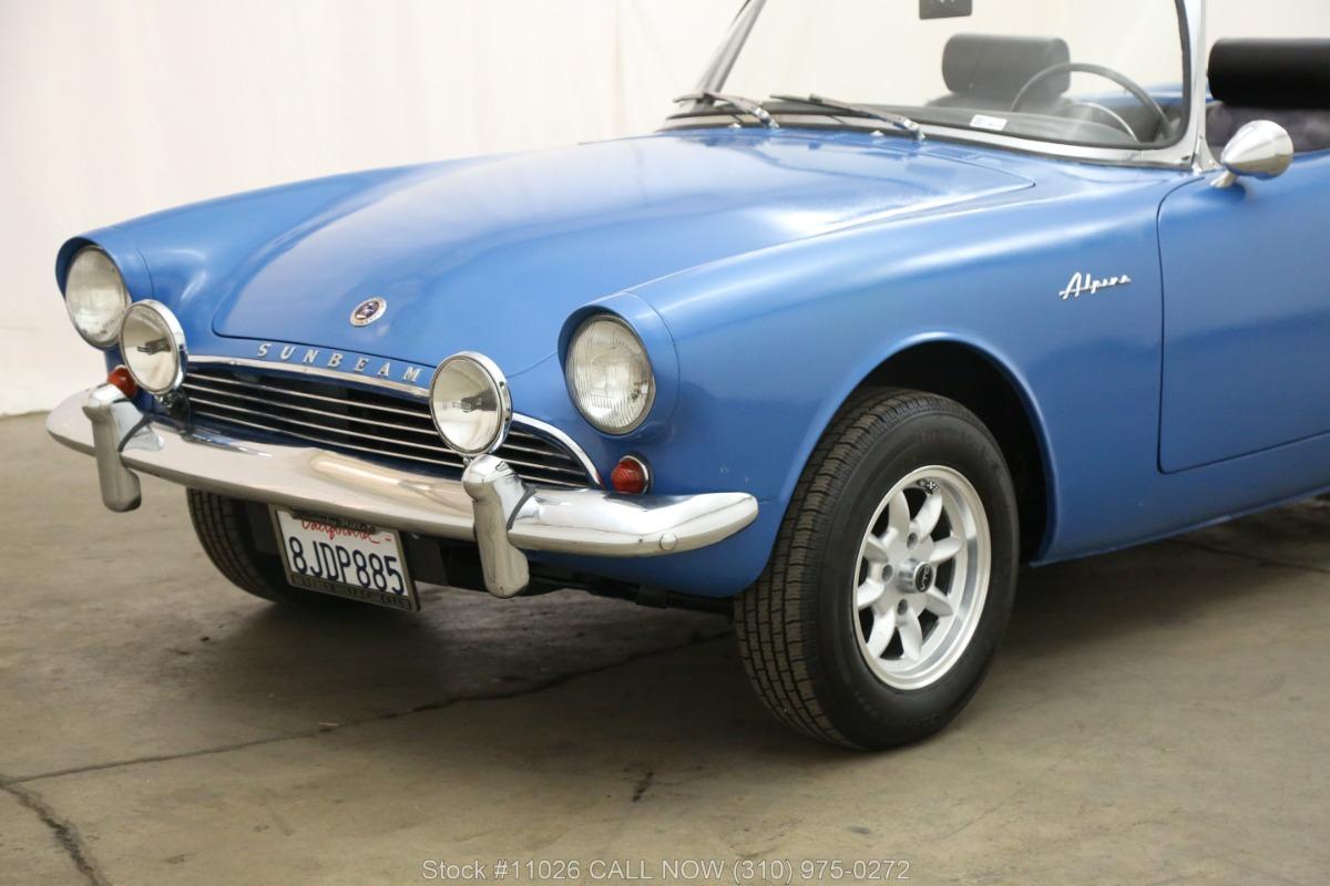 Used 1962 Sunbeam Alpine  | Los Angeles, CA