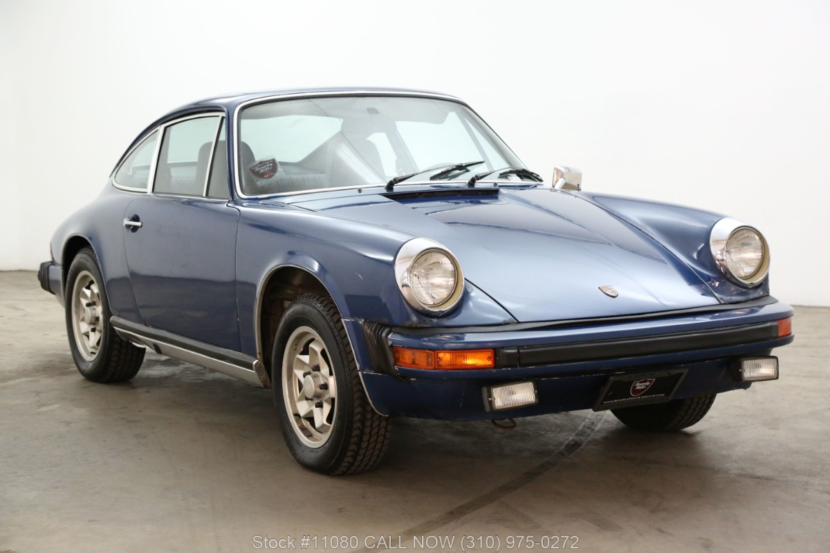 Used 1975 Porsche 911S Coupe Anniversary | Los Angeles, CA