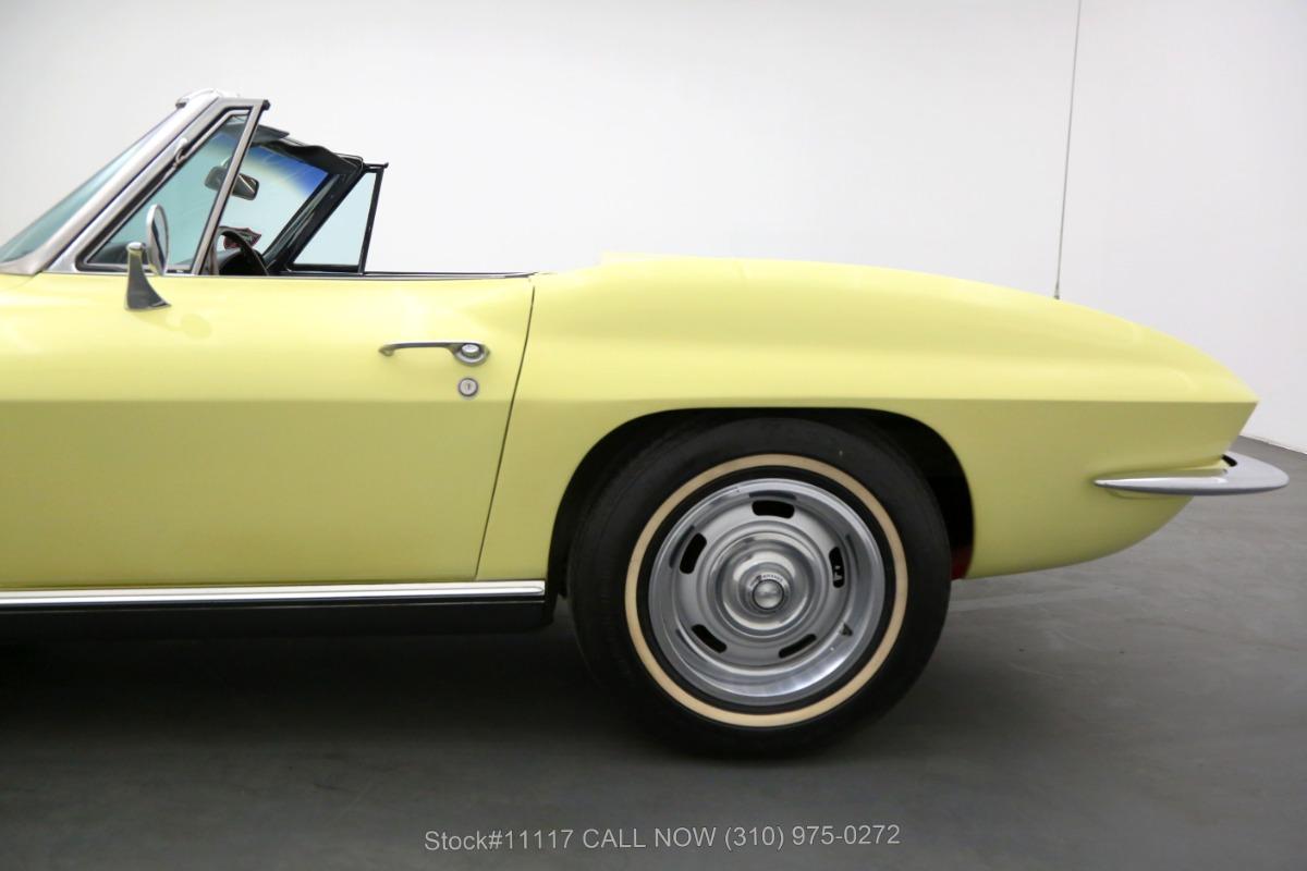 Used 1967 Chevrolet Corvette Convertible | Los Angeles, CA