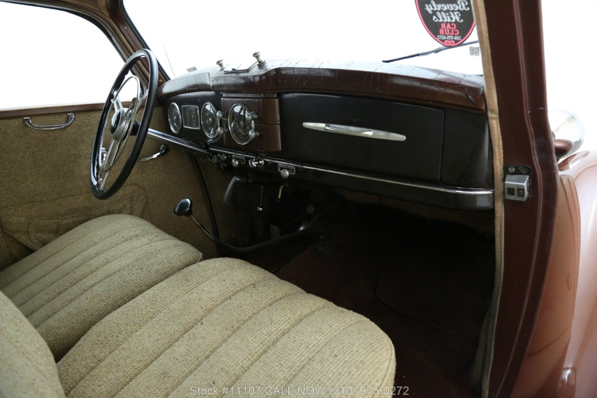 Used 1950 Mercedes-Benz 170S  | Los Angeles, CA