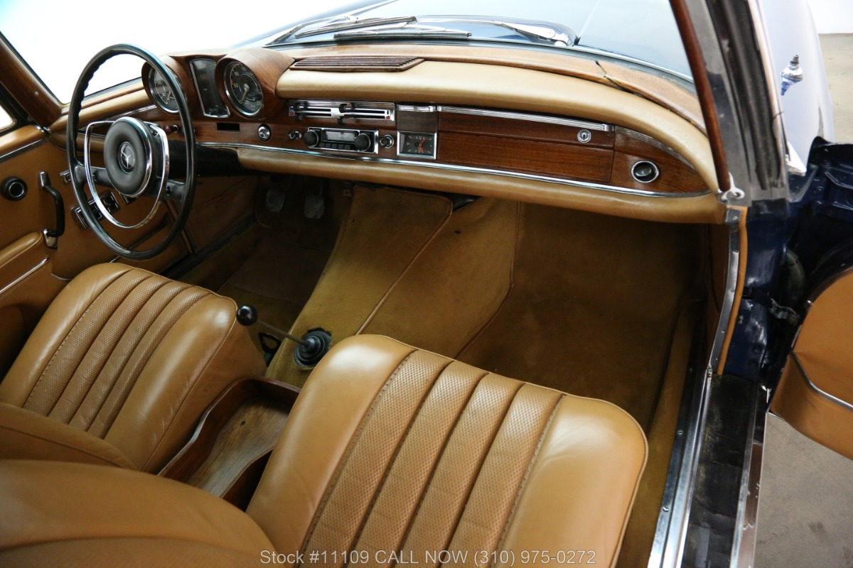 Used 1966 Mercedes-Benz 220SE Sunroof Coupe | Los Angeles, CA