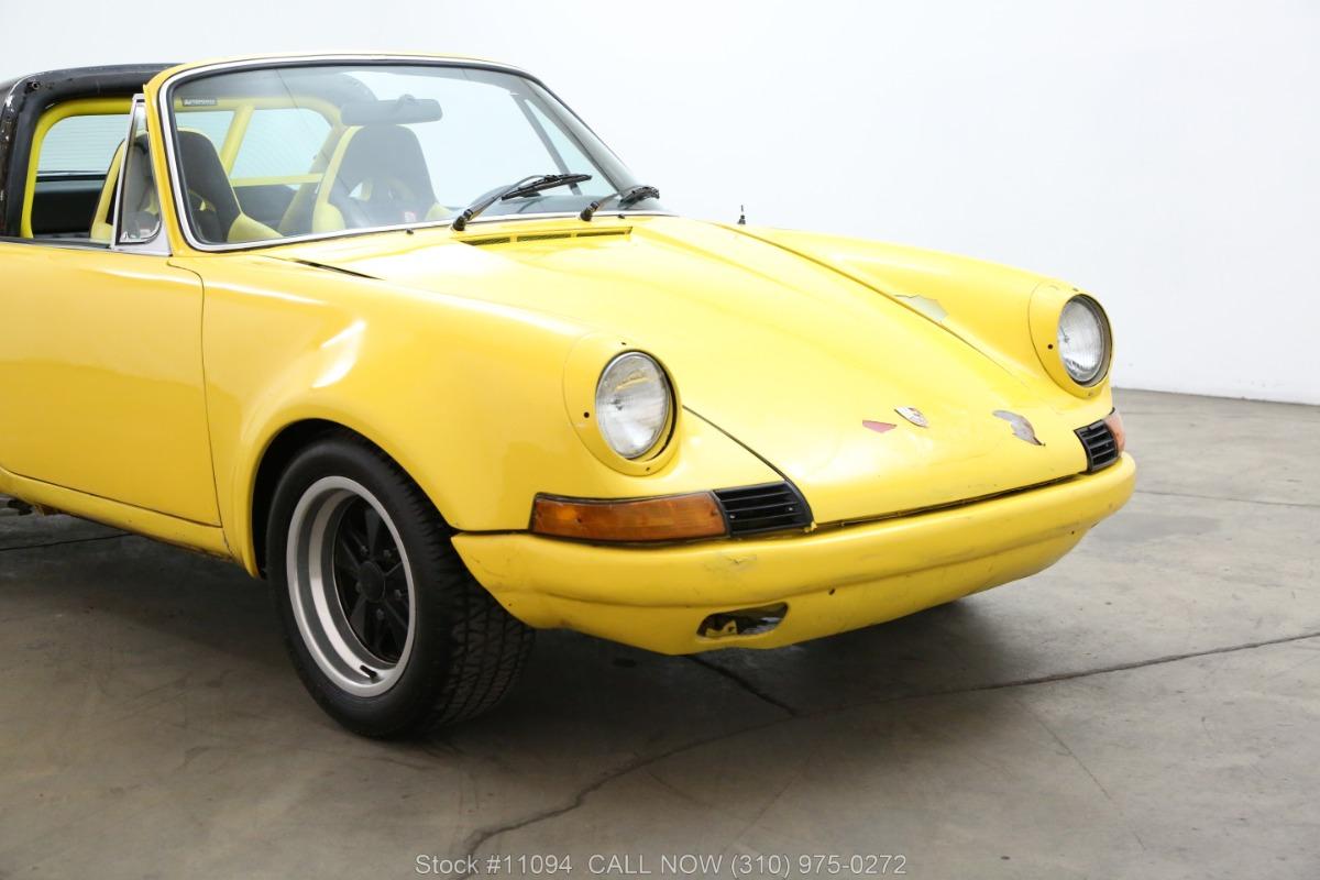Used 1973 Porsche 911T Targa | Los Angeles, CA