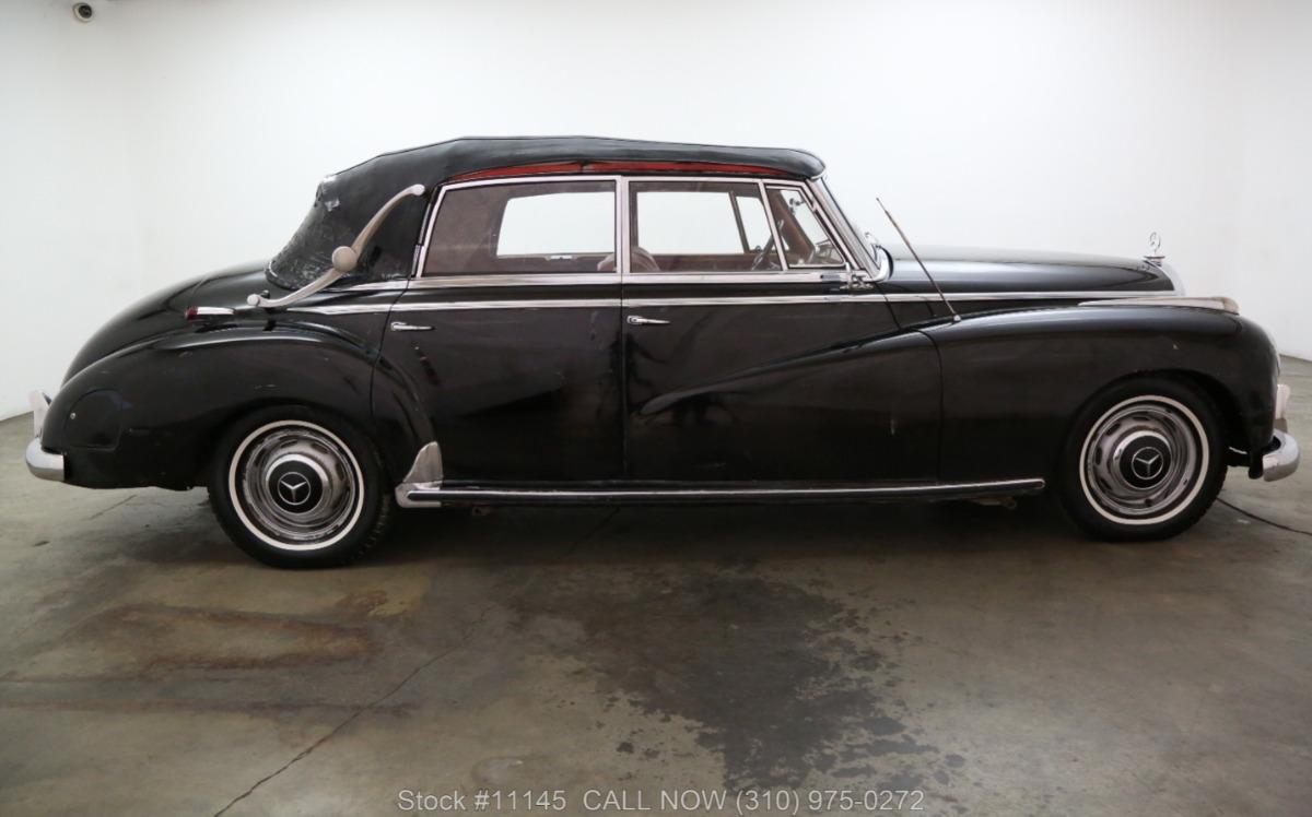 Used 1955 Mercedes-Benz 300B Cabriolet | Los Angeles, CA