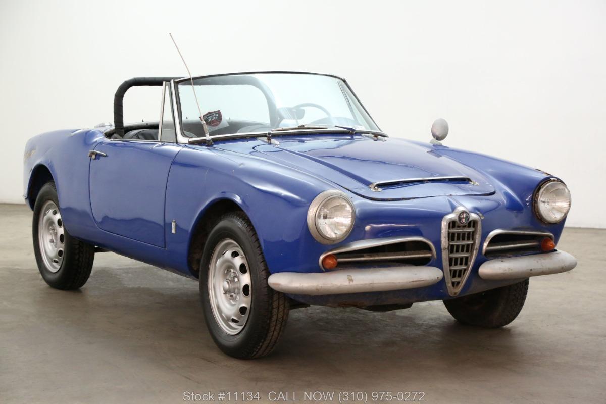 Used 1964 Alfa Romeo Giulia Spider | Los Angeles, CA