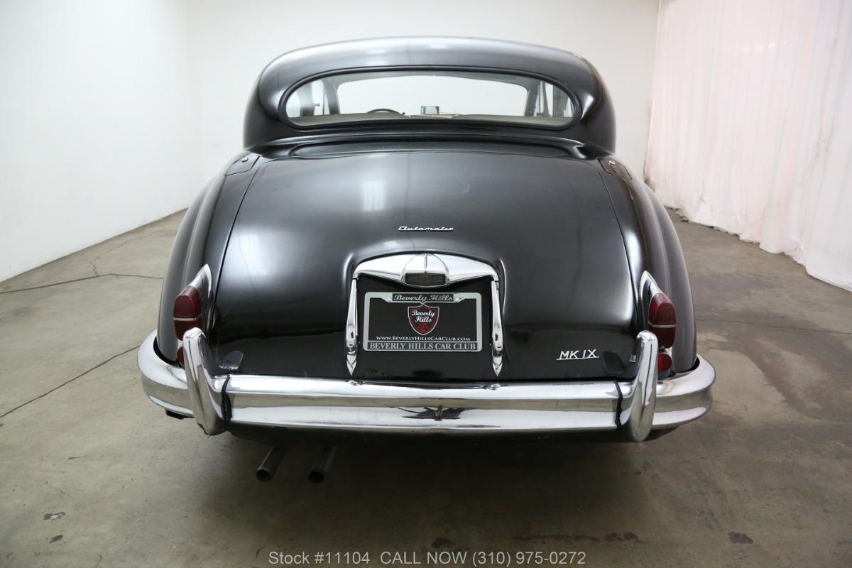 1961 Jaguar MK IX | Beverly Hills Car Club