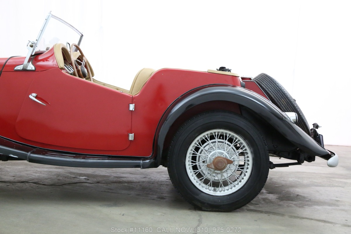 Used 1955 MG TF  | Los Angeles, CA