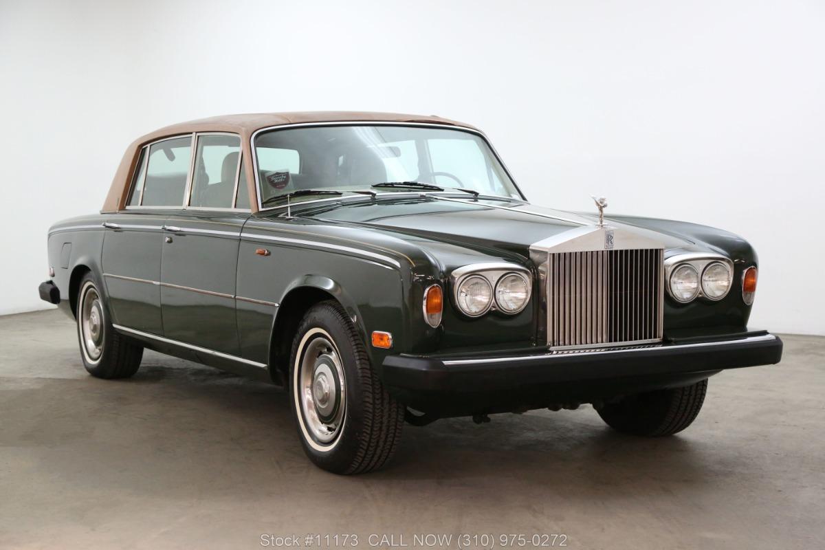 1976 Rolls Royce Silver Shadow LWB