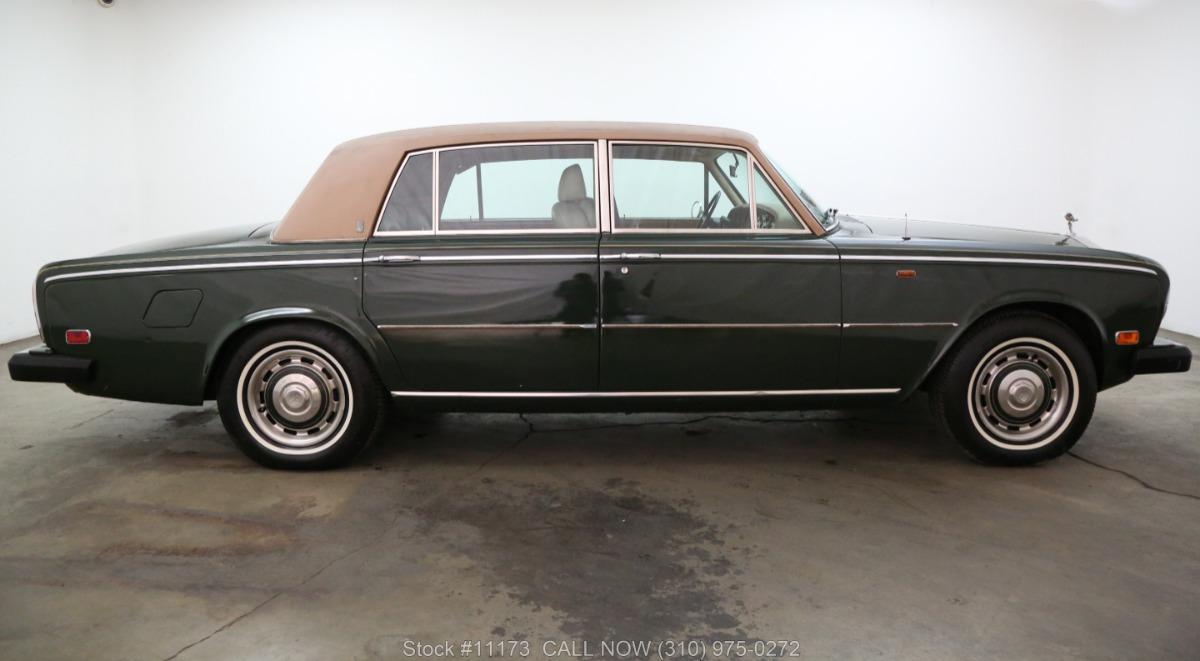 Used 1976 Rolls Royce Silver Shadow LWB | Los Angeles, CA