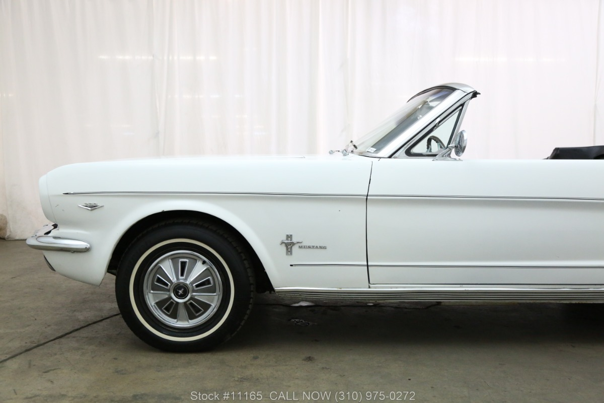Used 1966 Ford Mustang Convertible | Los Angeles, CA