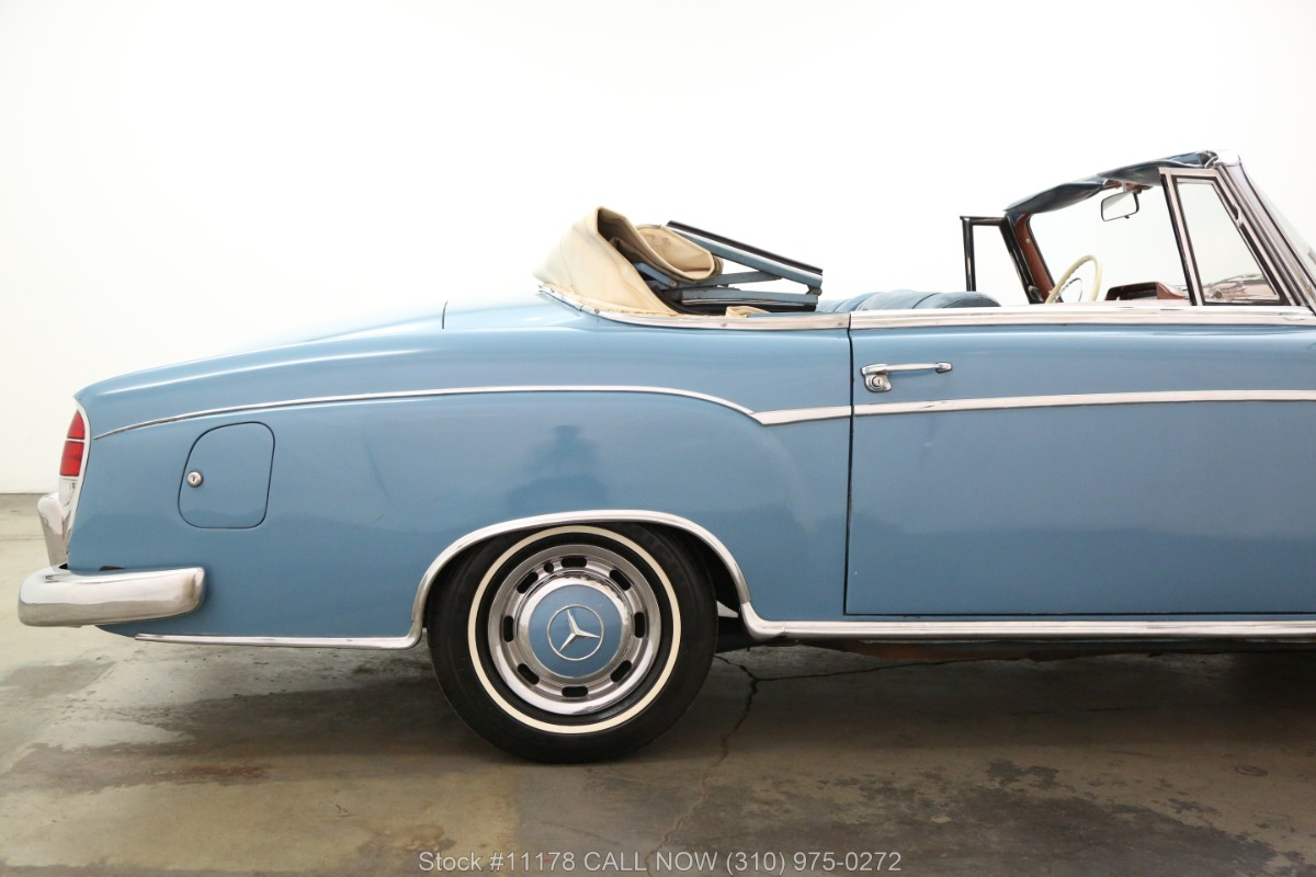 Used 1958 Mercedes-Benz 220SE Cabriolet | Los Angeles, CA