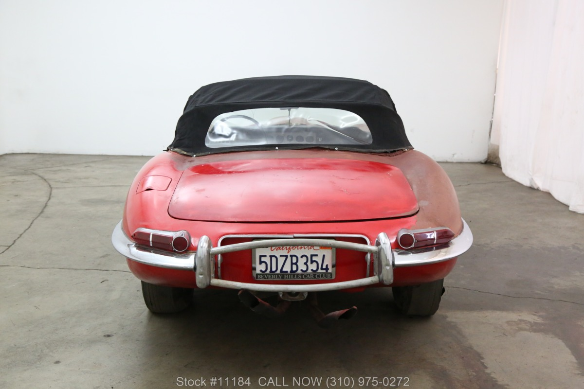Used 1962 Jaguar XKE Series I Flat Floor Roadster | Los Angeles, CA