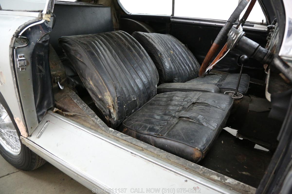Used 1956 Aston Martin DB2/4  | Los Angeles, CA