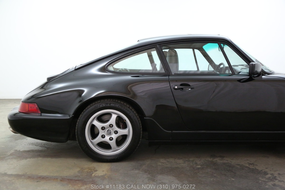 Used 1989 Porsche 964 C4 Coupe | Los Angeles, CA