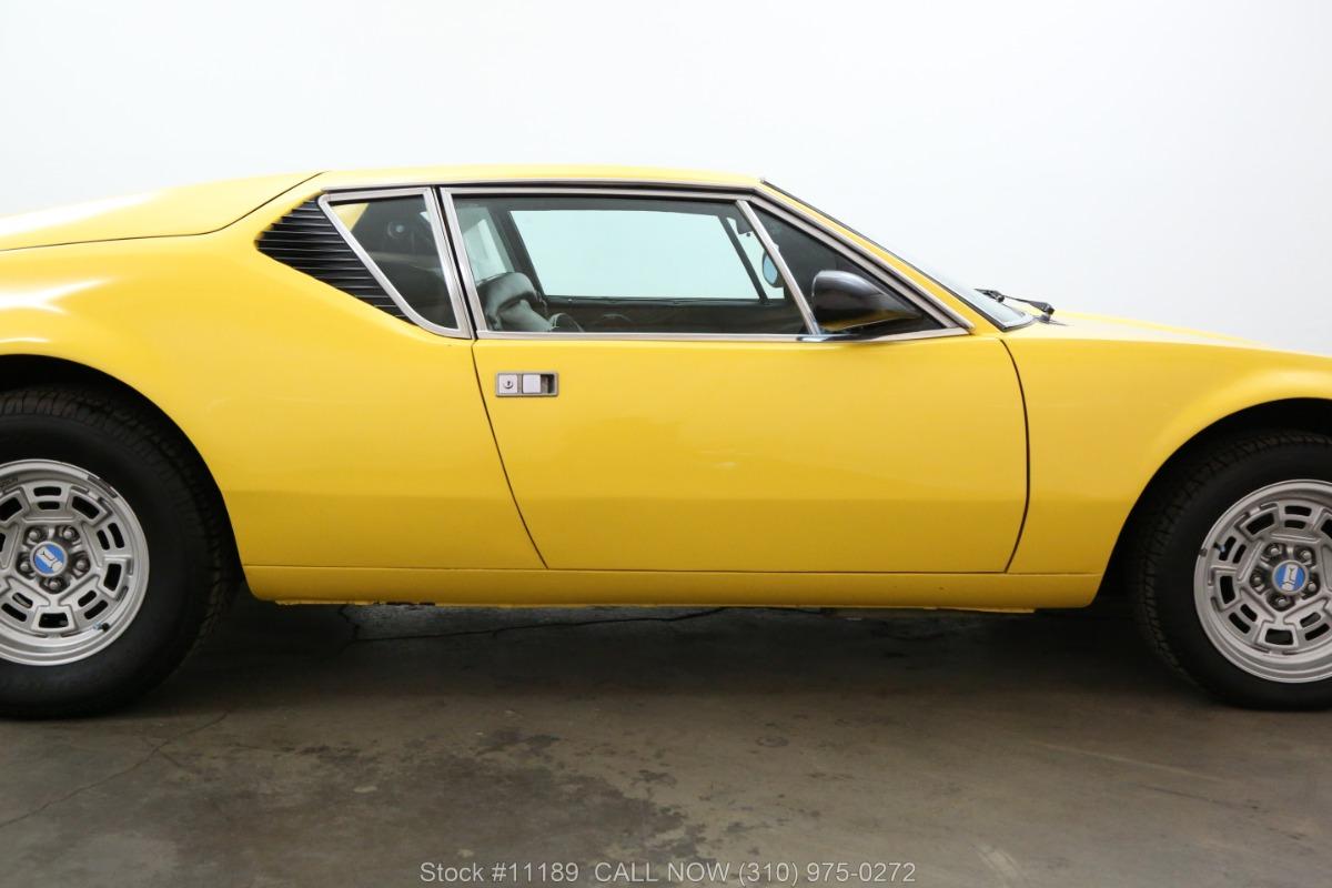 Used 1972 DeTomaso Pantera  | Los Angeles, CA