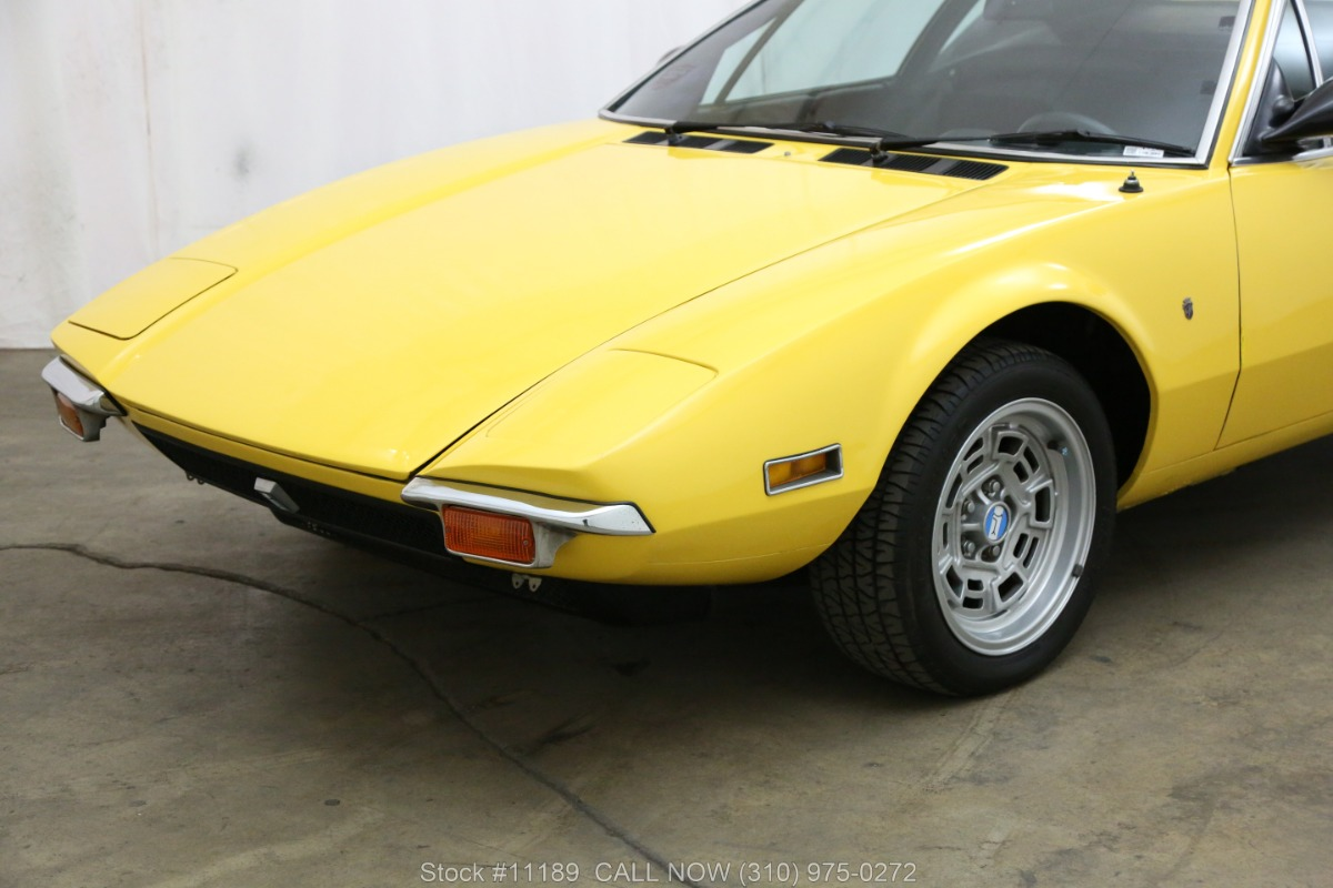 Used 1972 DeTomaso Pantera    Los Angeles, CA