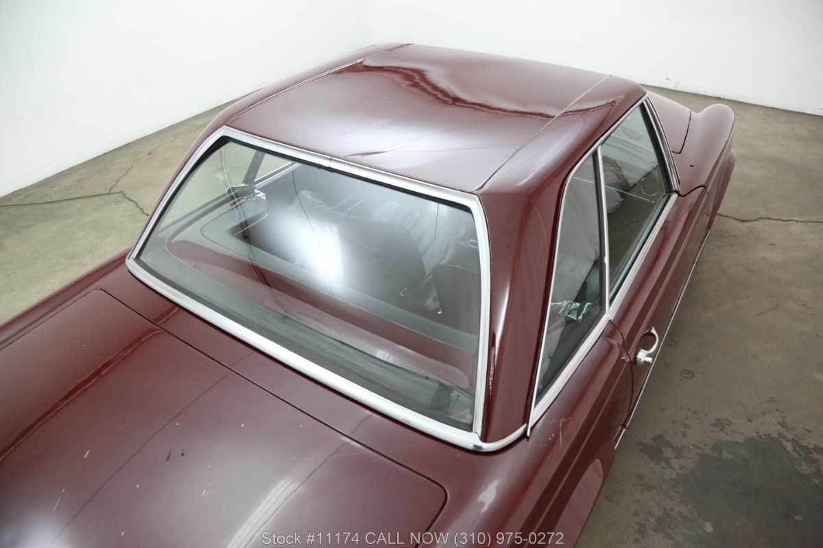 Used 1967 Mercedes-Benz 230SL Pagoda with 2 Tops | Los Angeles, CA