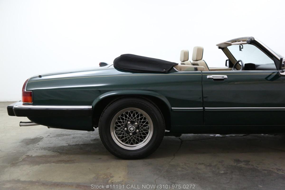 Used 1990 Jaguar XJS Cabriolet   Los Angeles, CA