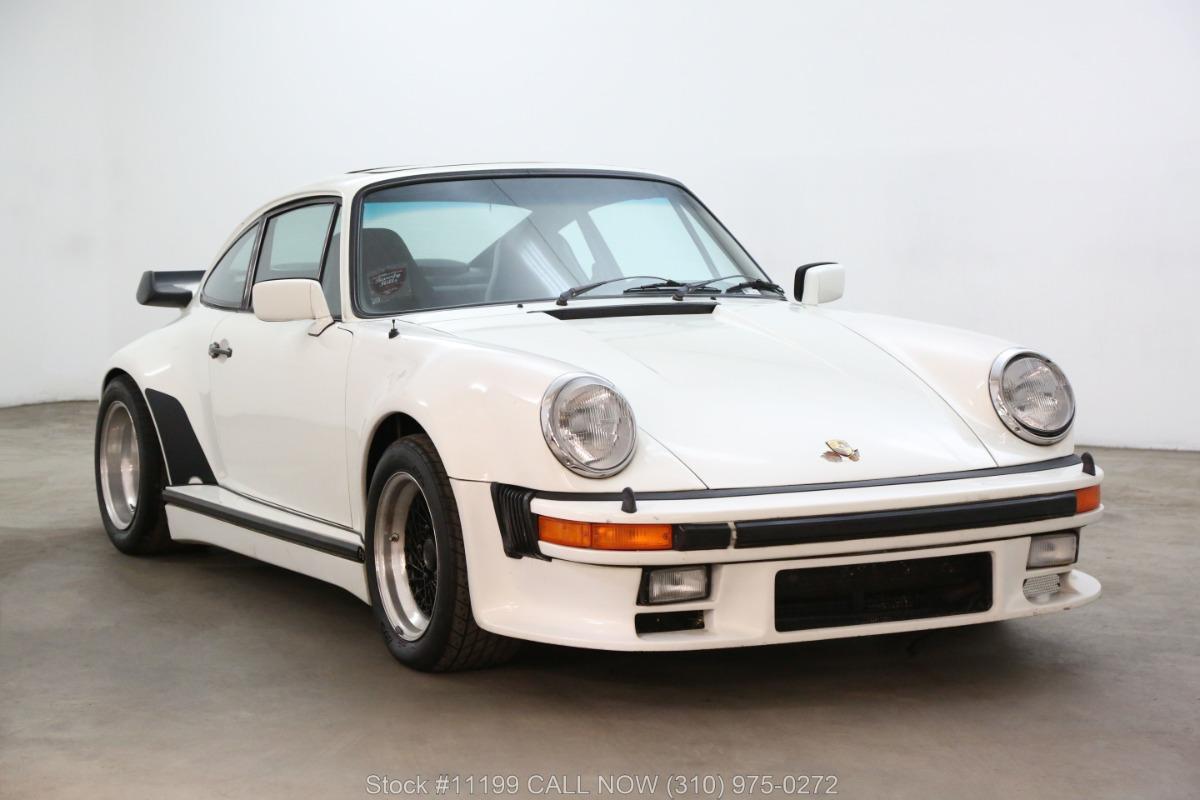 1977 Porsche 930 Turbo Carrera
