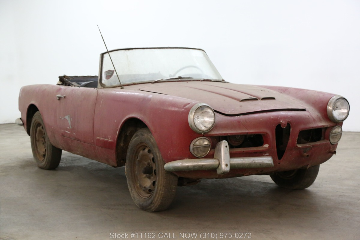 Used 1959 Alfa Romeo 2000 Spider  | Los Angeles, CA