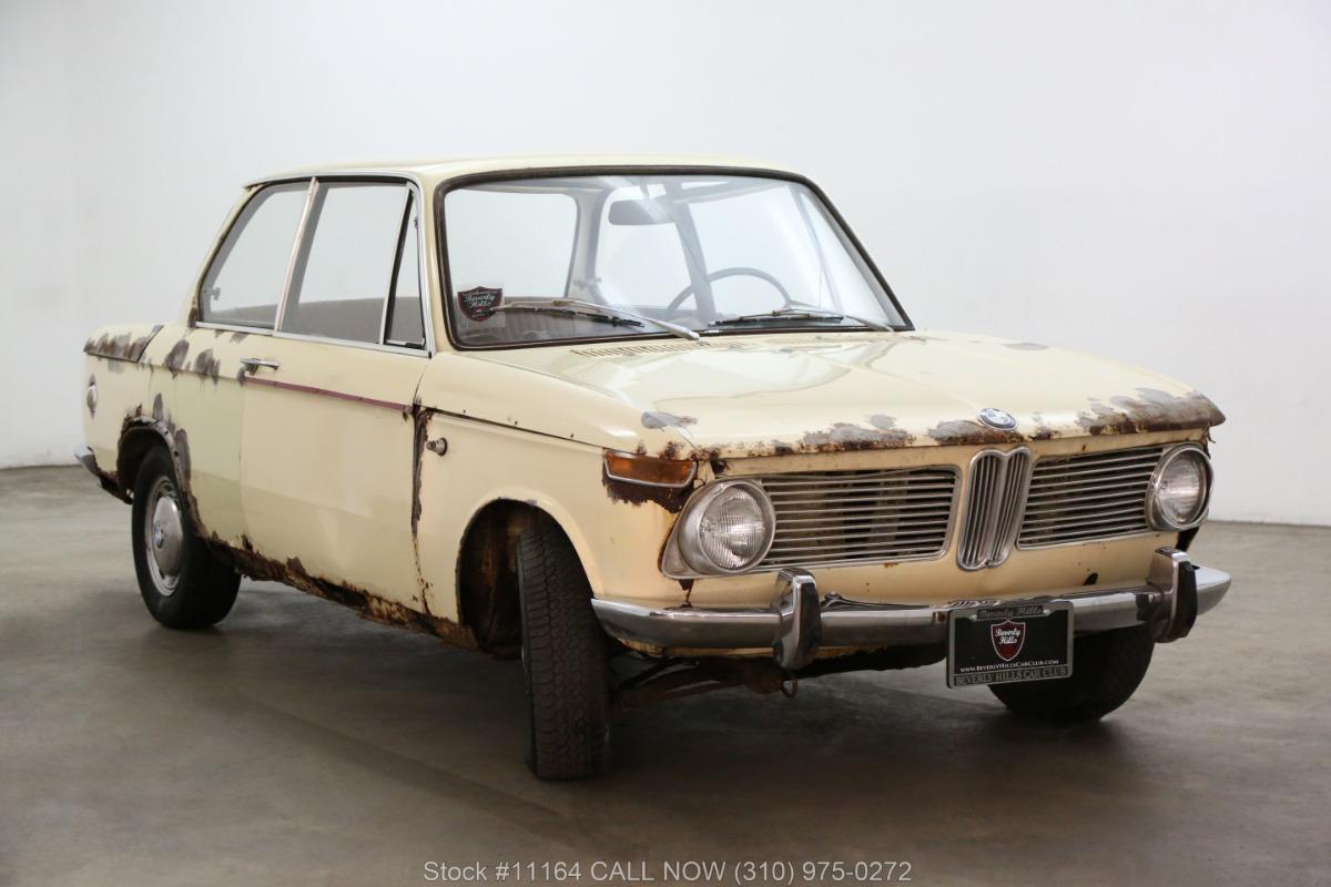 1968 BMW 1600